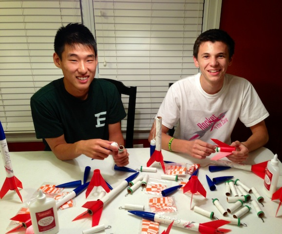 Building The First 100 Rockets